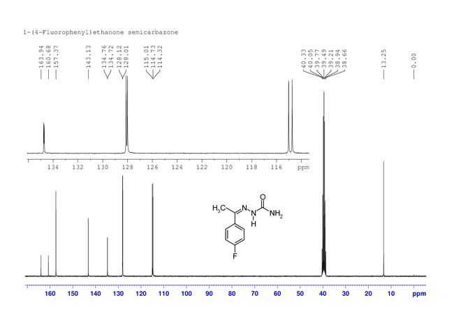 13C-NMR spectrum