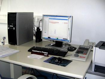 NMR-Computer